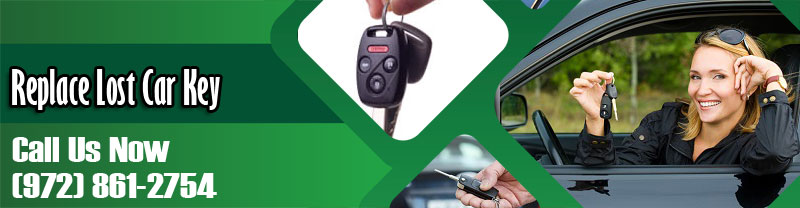 Replace Lost Car Key Plano